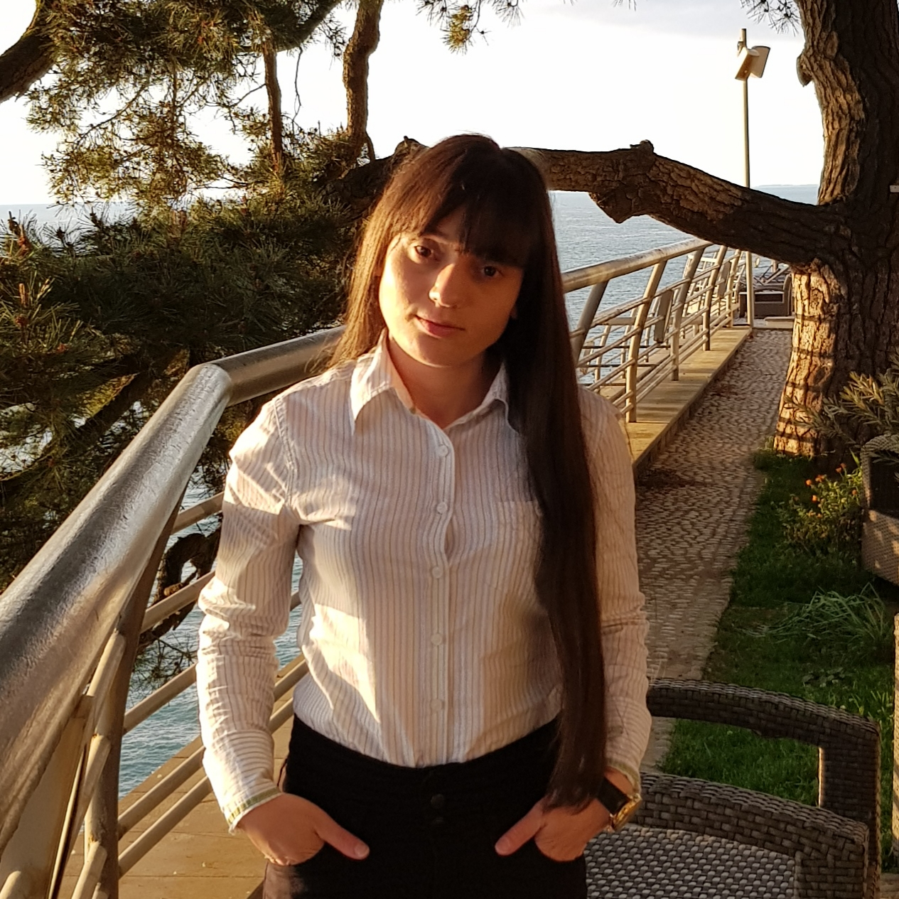 freelance tour guide მარიამ მიქელაძე